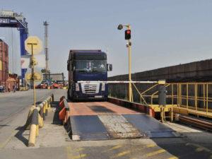 Утвержден порядок весового и габаритного контроля транспортных средств