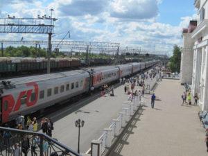 В пассажирских поездах установят видеонаблюдение
