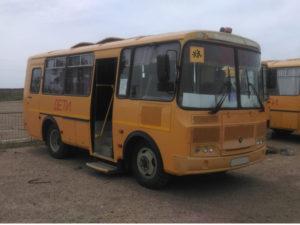 Первый район Краснодарского края оснастил все школьные автобусы видеонаблюдением